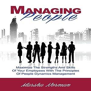 Managing People Audiobook