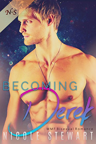- Becoming Derek: MMF Bisexual Romance