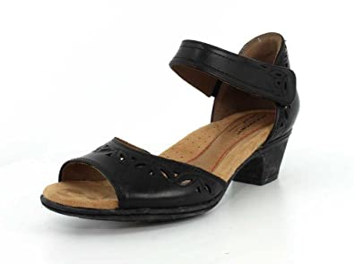 1b69aef8b Image Unavailable. Image not available for. Color  Rockport Womens Cobb Hill  Abbott Ankle Strap Sandal
