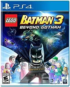 Lego Batman 3 - Beyond Gotham - Ps4