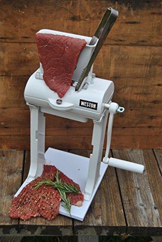 Weston 07-3101-W-A Manual Heavy Duty Meat Cuber Tenderizer