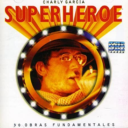 Charly Garcia - Superheroe by Charly Garcia (1999-01-21 ...