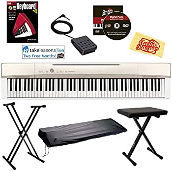 yamaha dgx 660 premium digital piano white with matching stand 3 pedal unit and. Black Bedroom Furniture Sets. Home Design Ideas