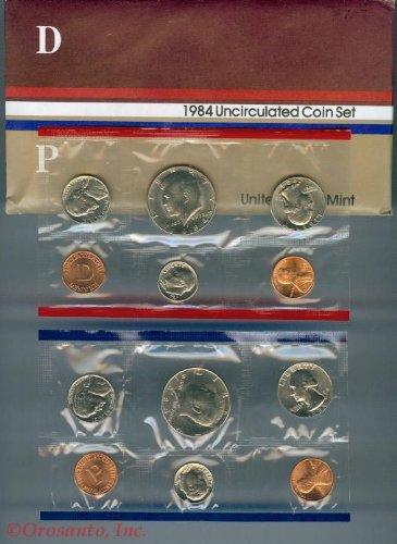 1984 US Mint Set ()