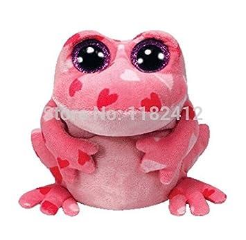 Amazon.com: TY Nuevos Animales de peluche Beanie Boos ...