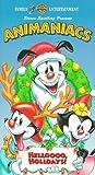 Animaniacs: Helloooo Holidays [VHS]