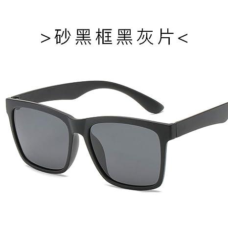 Yangjing-hl Versión Coreana de Las Gafas de Sol polarizadas ...