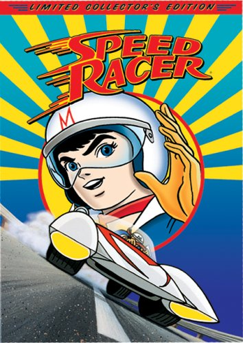 (Speed Racer - Episodes 12-23)