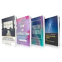 Mindset: 4 Manuscripts - Emotional Intelligence, Law Of Attraction, Positive Thinking,Visualization