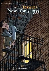 Escales, Tome 3 : New York, 1955