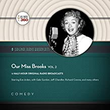 Our Miss Brooks, Vol. 2   (Hollywood 360 Classic Radio Collection)