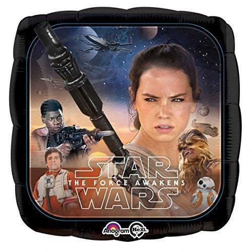 Anagram 31619 Star Wars The Force Awakens Foil Balloon 18