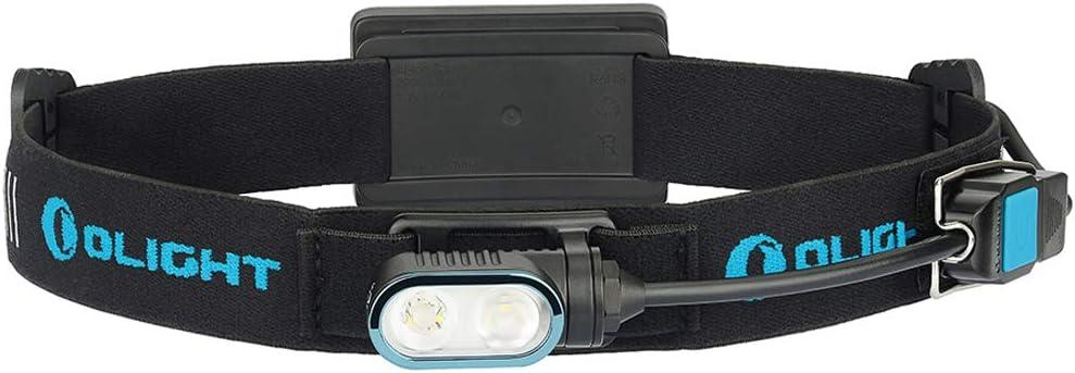 OLIGHT Array 400 Lumens Lightweight USB Magnetic Rechargeable Running Headlamp