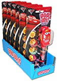 Disney Pixar Cars 3 Lightning McQueen Cruz Pop Ups Chupa Chups Lollipop