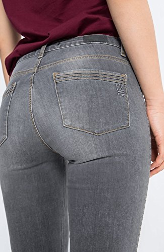Premium Grey 9953 Wash Femme Slim Gris Marylin Jean HIS UBxOgg
