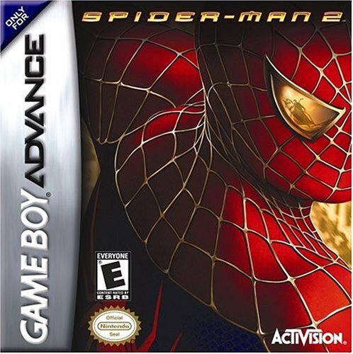spiderman 2 game boy sp