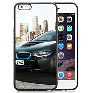 New Personalized Custom Designed For iPhone 6 Plus 5.5 Inch Phone Case For 2015 BMW i8 Concept Phone Case Cover