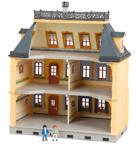 Montage maison playmobil segu maison for Extension maison 4279