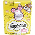 TEMPTATIONS SNACKY MOUSE Cat Toy for Cat Treats from Temptations