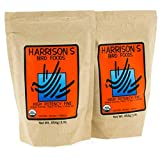 Harrison's Organic High Potency Fine 1lb (454g) - Pack of 2