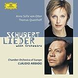 Shubert Lieder With Orche