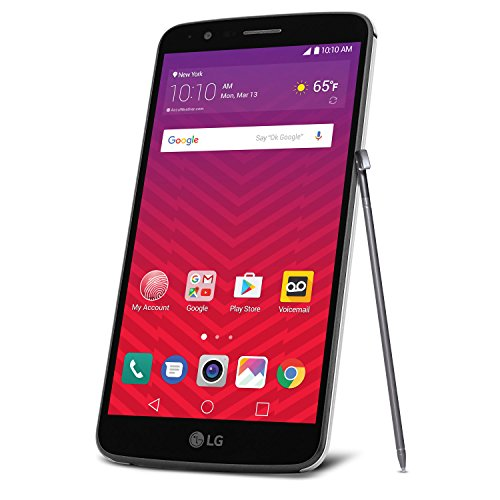 Virgin Mobile LG Stylo 3 Prepaid Carrier Locked -