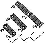 Monoki Picatinny Rail Sections for Keymod, 5-Slot