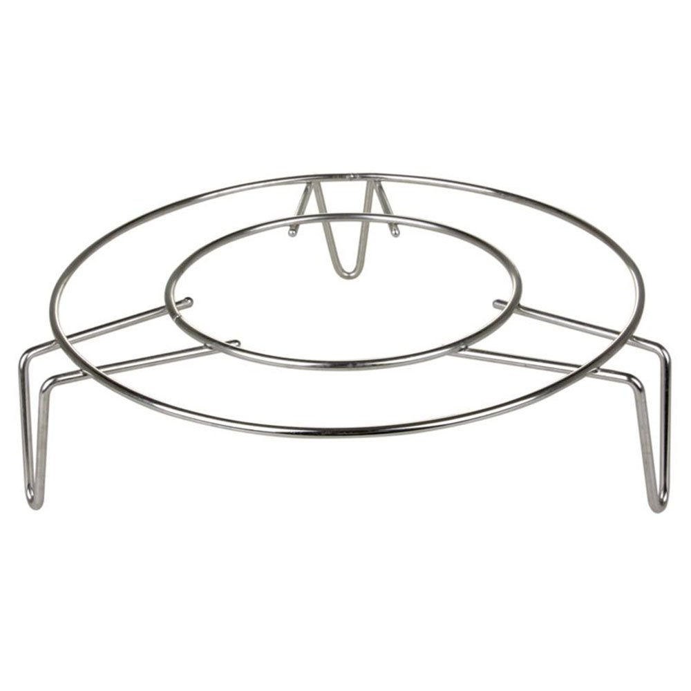 2-Pack Steaming Rack,Steaming Rack Stand,Steamer Basket,Cooking Stand Ware, Heavy Duty Stainless Steel Metal Multi-function By Pertique