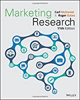 Marketing Research, 11th Edition Front Cover