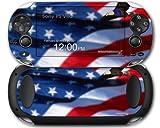 Sony PS Vita Skin Ole Glory Bald Eagle by WraptorSkinz