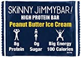 Cheap Skinny JIMMYBAR CLEAN PROTEIN Bars Peanut Butter Ice Cream, 24 Pack