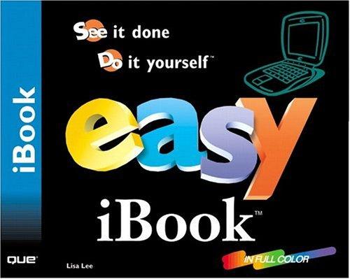 Easy iBook (Que's Easy Series)