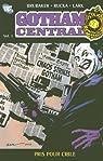 Gotham Central, Tome 1 : Pris pour cible par Ed Brubaker