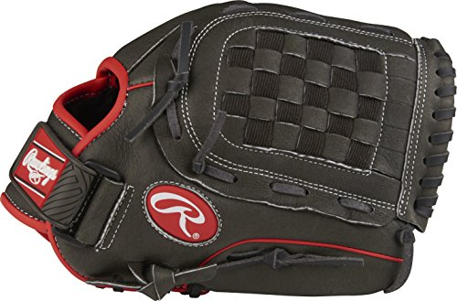 Rawlings Mark of a Pro Light Youth Baseball Glove, Regular, Basket-Web, 11-1/2 -