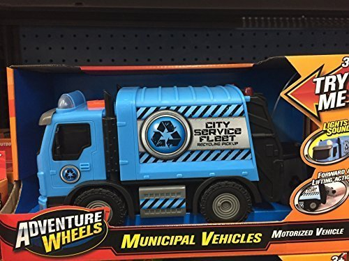 road rippers city service fleet - 3