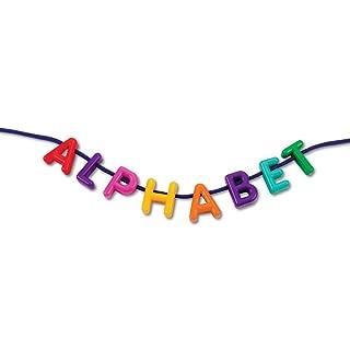 Learning Resources - Braccialetti con lettere dell'alfabeto LER6401
