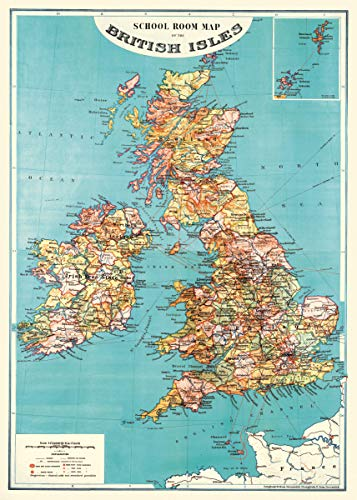 map british isles - 4