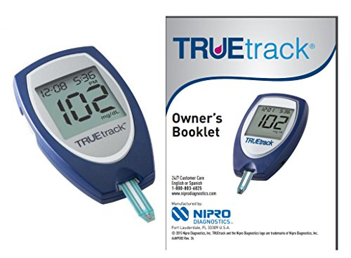 TrueTrack Meter and Manual Only