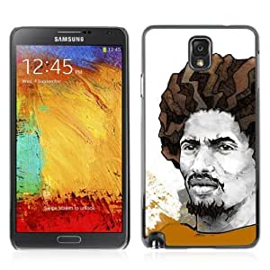 YOYOSHOP [Cool Rasta Illustration] Samsung Galaxy Note 3 Case