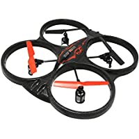 GranVela SG-F88 4-channel 2.4GHz Built-in Gyroscope RC Quadcopter with Foam Body and Camera Extra Drone Battery for Extended Flying Time