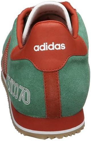 pompa Defectuoso Consecutivo  Amazon.com | adidas Men's Kick 70 Mexico Soccer Shoe, Fairway/Poppy, 7 M |  Soccer