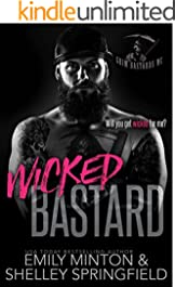 Wicked Bastard (Grim Bastards MC Book 5)