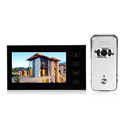 Amazon com: OWSOO Home Security 7-inch LCD Screen Monitor