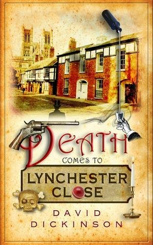 book cover of Death Comes to Lynchester Close