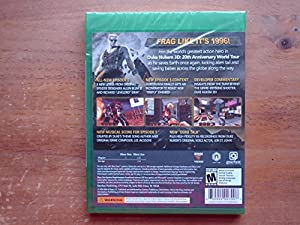 Duke Nukem 3D: 20th Anniversary World Tour from Gearbox Publishing