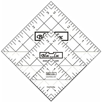 amazon bloc loc half square triangle ruler set 4 1 5 2 5 3 5 4 X 4 Box Culvert bloc loc half square triangle ruler set 4 1 5 2 5 3 5
