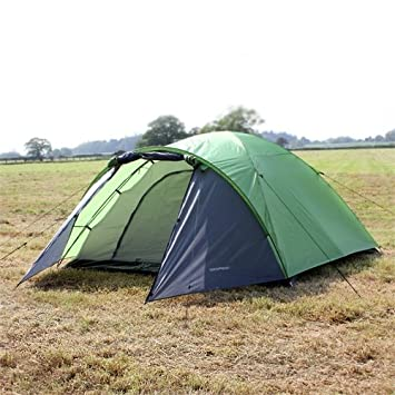 buy popular c0971 8074d North Gear Camping Mars Waterproof 4 Man Dome Tent