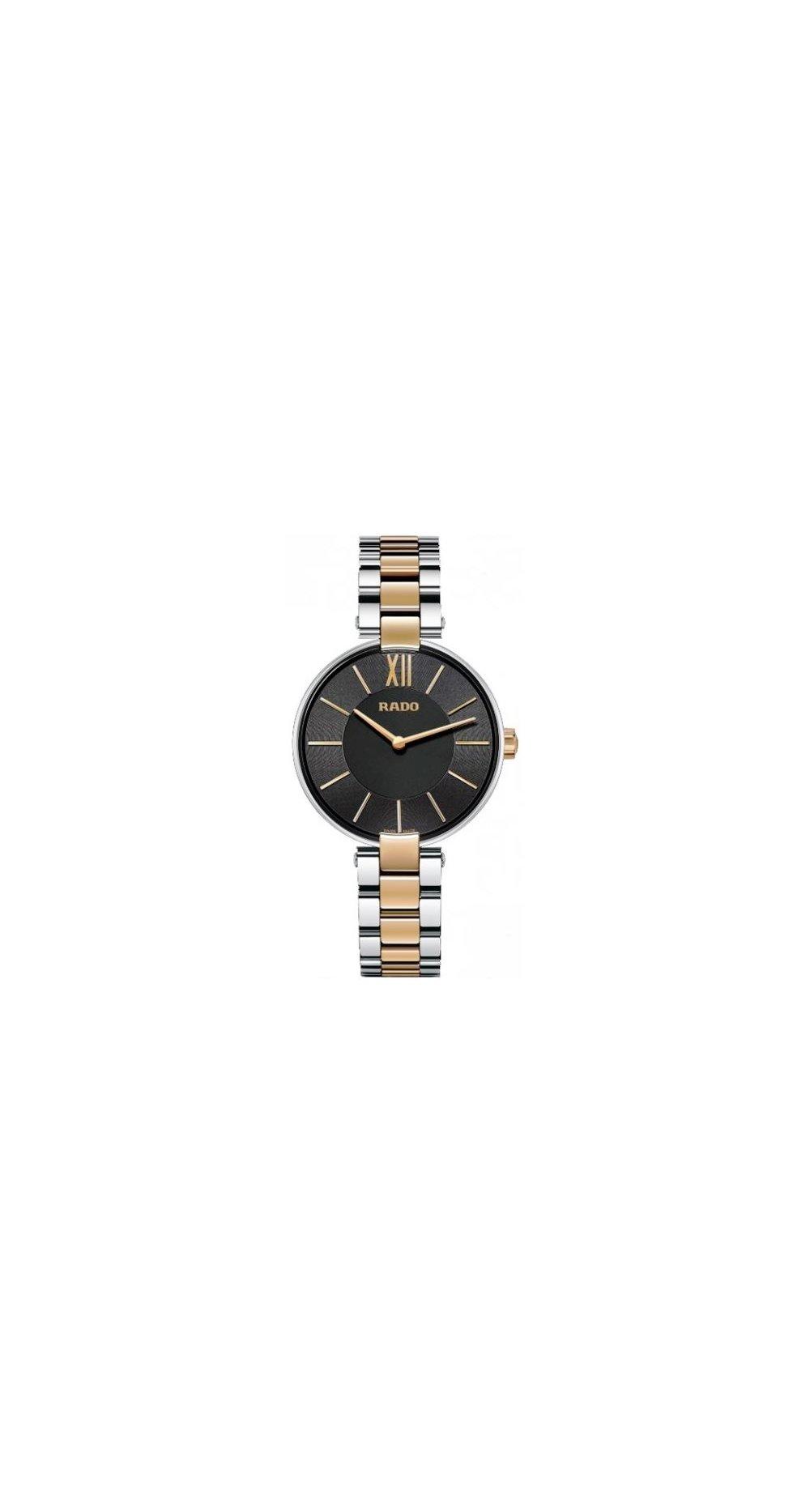 Rado Coupole Two-Tone Ladies Watch R22850163