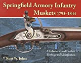 Springfield Armory Infantry Muskets 1795-1844
