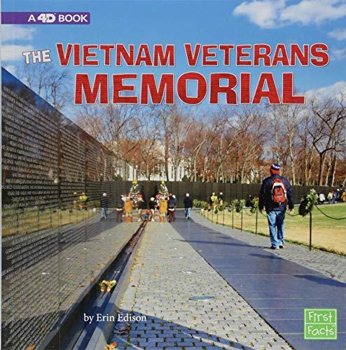(The Vietnam Veterans Memorial: A 4D Book (National Landmarks))